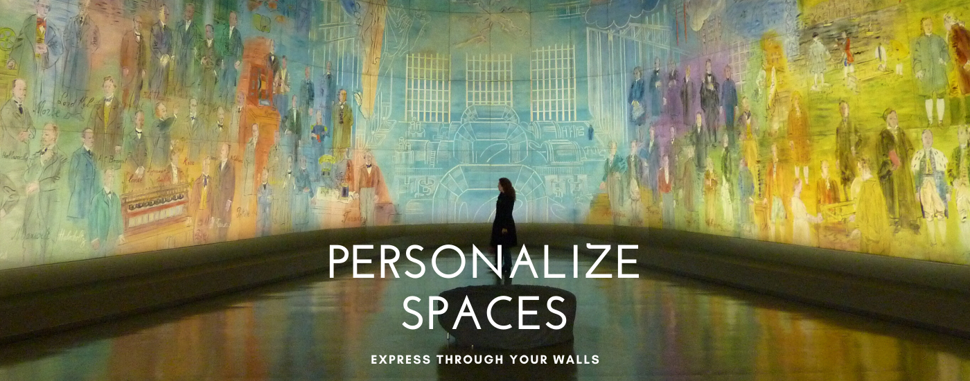 Personalizing Spaces